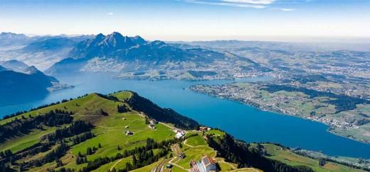 Vierwaldstaettersee, Schweiz