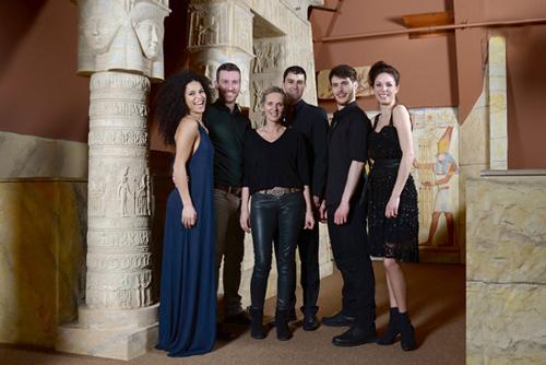 Meeden-Aida, Tölle-Choreograf, Dinhobl-ausf. Produzent, Wolff-Regie, Alt-Radames und Berner-Amneris