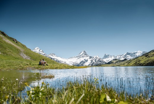 Grindelwald first / Bachalpsee